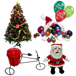 Marvelous Combination of Christmas Gift Items