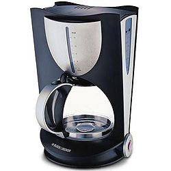 Black and Decker DCM 80 Espresso Coffee Maker