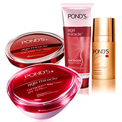 Ageless Beauty with Ponds Age Miracle Gift Hamper