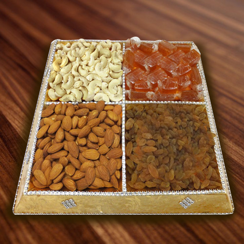 Zesty Dry Fruits Assortment