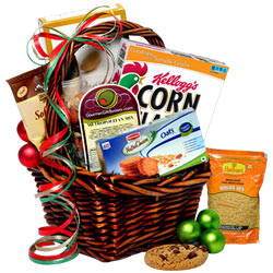 Delicate Food Hamper by Kellog