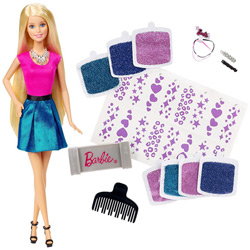 Shimmering Felicity Doll Pack from Barbie
