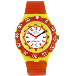 Amiable Multicoloured Kids Watch from Maxima