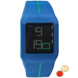 Enticing Fastrack Gents Quartz with free Roli Tilak and Chawal