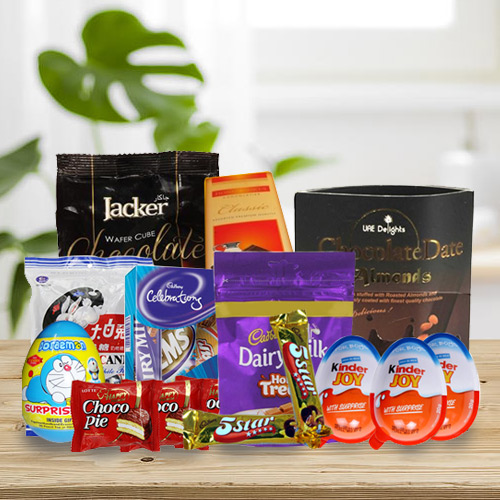 Magical Chocolate Hamper for Kids
