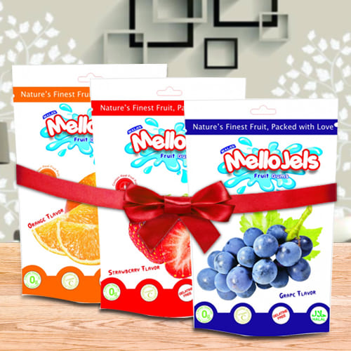Delightful Jelly Gift Pack from Mello Gels