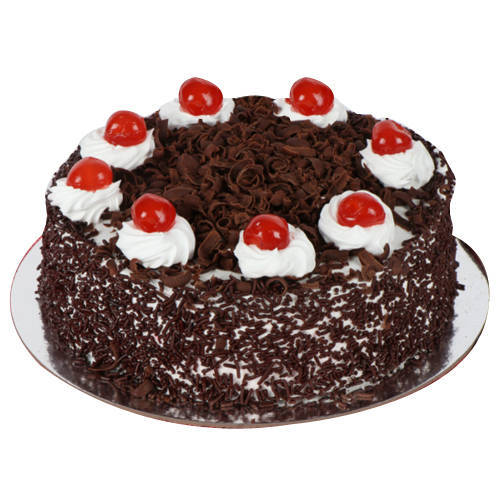 Attracting Fancy Black Forest Cake