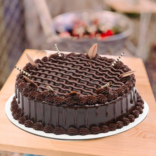 Yummy Chocolate Cake from 3/4 Star Bakery