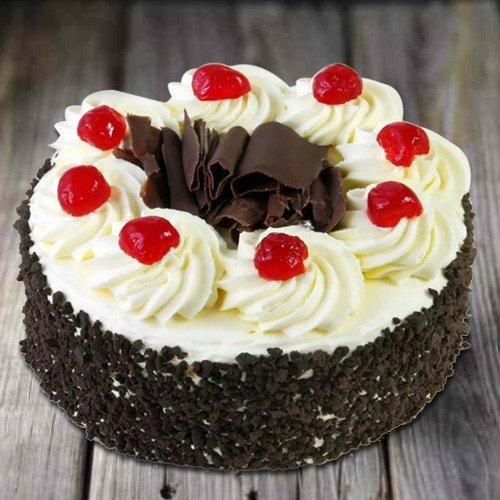Award-Winning 2.2 Lbs Black Forest Cake from 3/4 Star Bakery