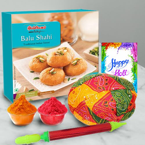 Joyful Holi Celebration Gift Hamper