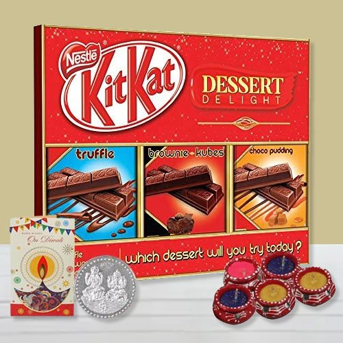 Toothsome Chocolate Gift Pack with Happy Diwali Assortments
