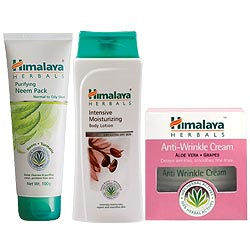 Exclusive Himalaya Herbal 3-in-1 Face pack