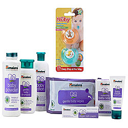 Fantastic Himalaya Baby Care Gift Set