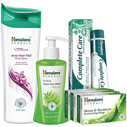 Wonderful Gift Pack from Himalaya