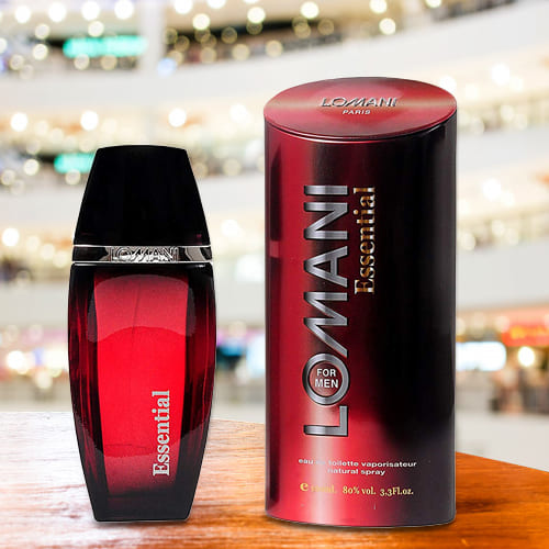 Amazing Lomani Essential Perfume For Men
