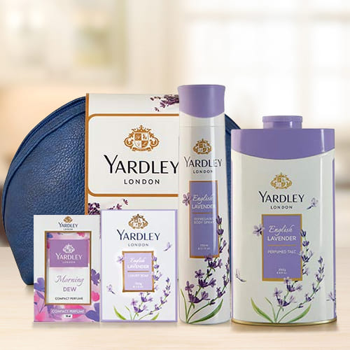 Fragrant Yardley English Lavender Gift Kit