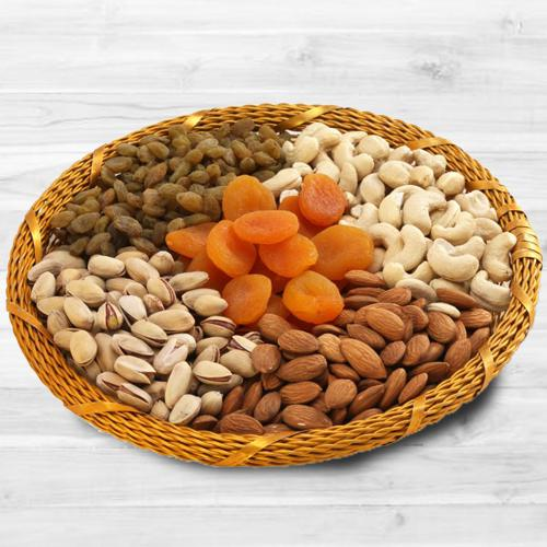 Premium Dry Fruits Basket (1kg)