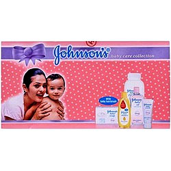 Awesome Johnson and Johnson-Baby Care Collection