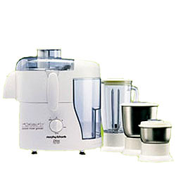 Morphy Richards 3 Jar Divo Essentials Juicer Mixer Grinder