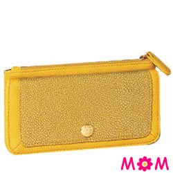 Enchanting Signature Spice Modern Yellow Wallet from Avon