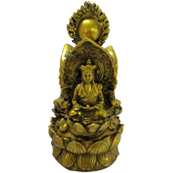 Sanctified Buddha Statue for Great Luck