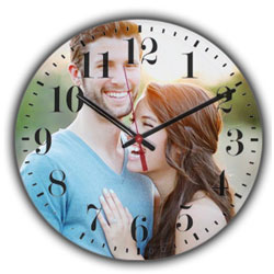 Wonderful Personalized Table Clock