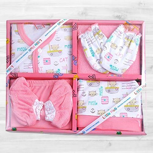 Exclusive Clothing Gift Set for Infants
