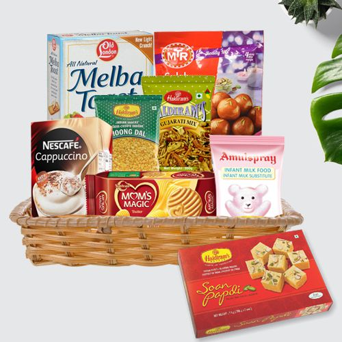 Exclusive Gift Basket of Food and Grocery