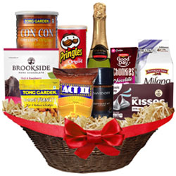 Special Seasons Fiesta Gift Basket of Assortments