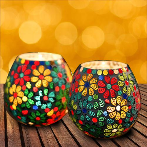 Exclusive Tea Light Candle Holder