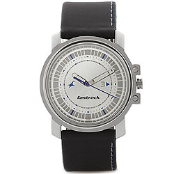 Stunning Analog Gents Watch Manufactured by Titan Fastrack