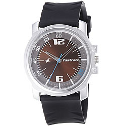 Visually Stunning Round Dial Analog Watch from Titan Fastrack