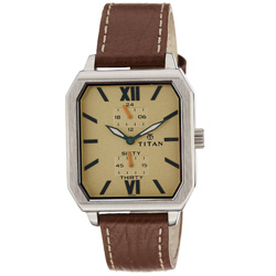 Innovative Gents Watch from Titan